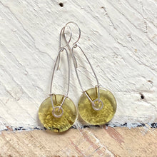 Load image into Gallery viewer, Geometric Earrings - Mojito