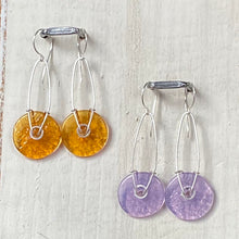 Load image into Gallery viewer, Geometric Earrings - Honey