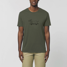 Load image into Gallery viewer, Skateboarding Hound Organic Tee