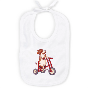 Bicycling Basset Organic Bib