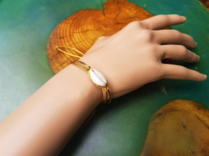 Muschelarmband - Love Nature - Danys Schmuckdesign