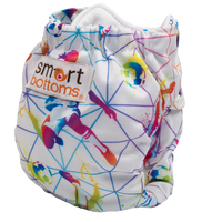 Todo En Uno Smart Bottoms Born Smart 2.0 Recién Nacido  - Bend it