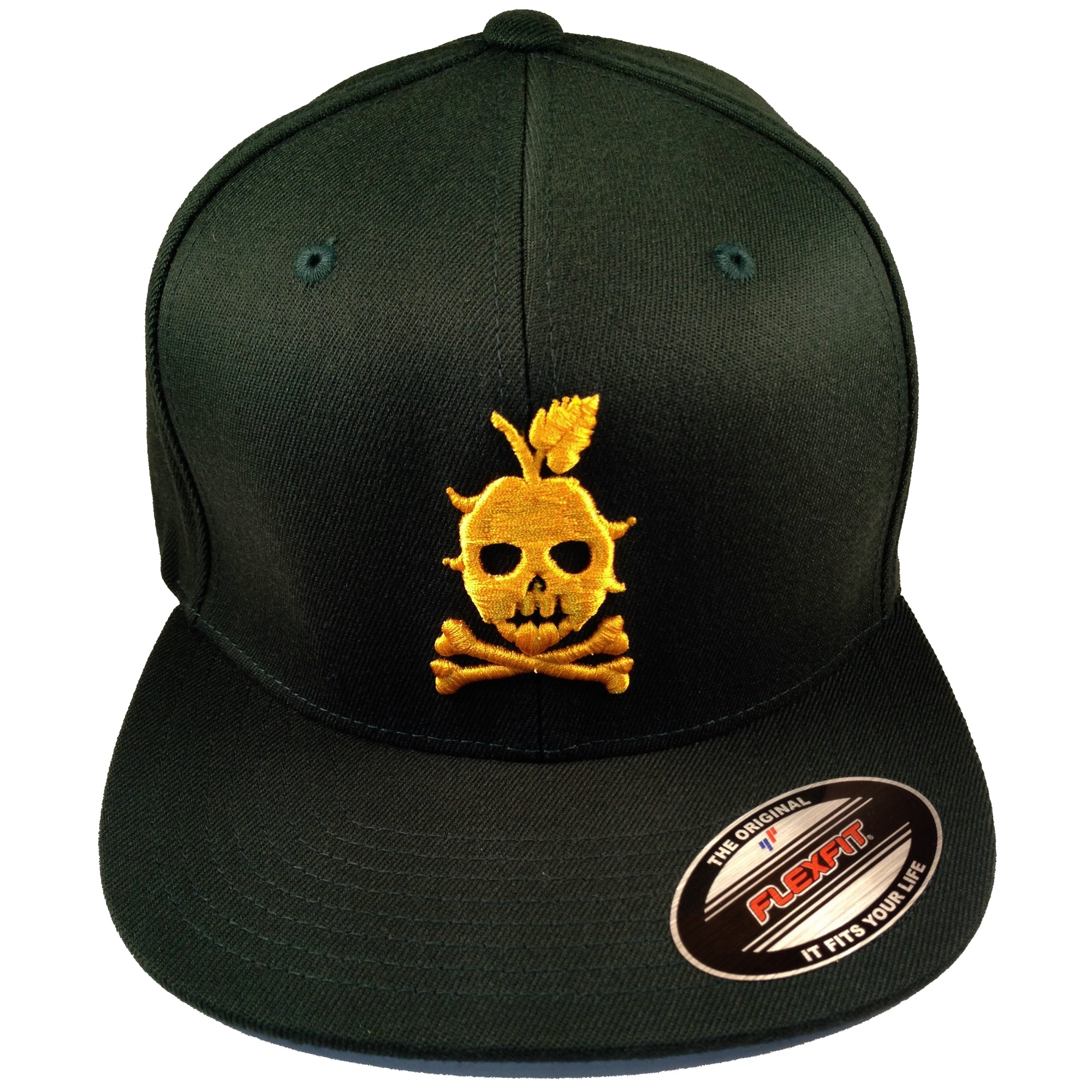 THE LOCAL CAP (Green and Gold)