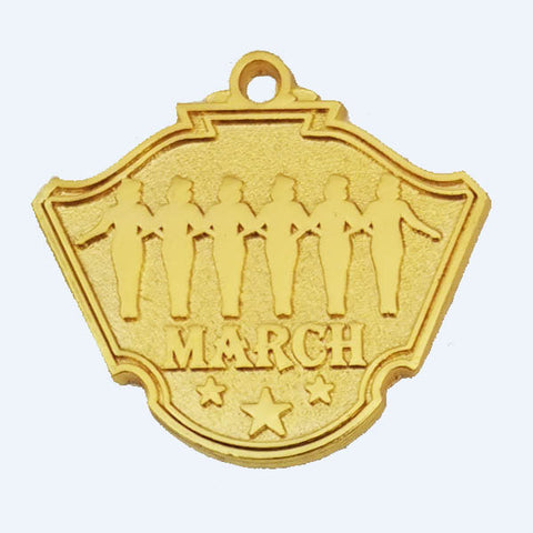 PM13 - March Medal