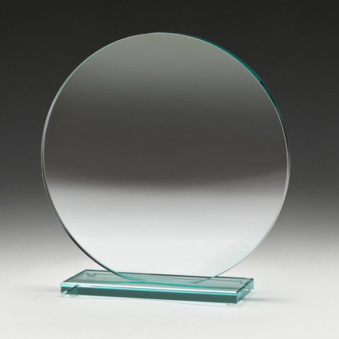 Circle Jade Glass