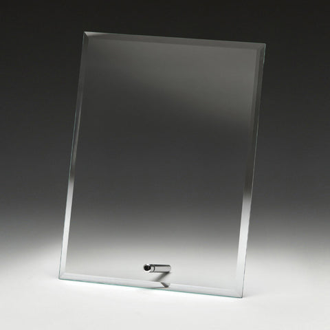 Clear Plaque Glass
