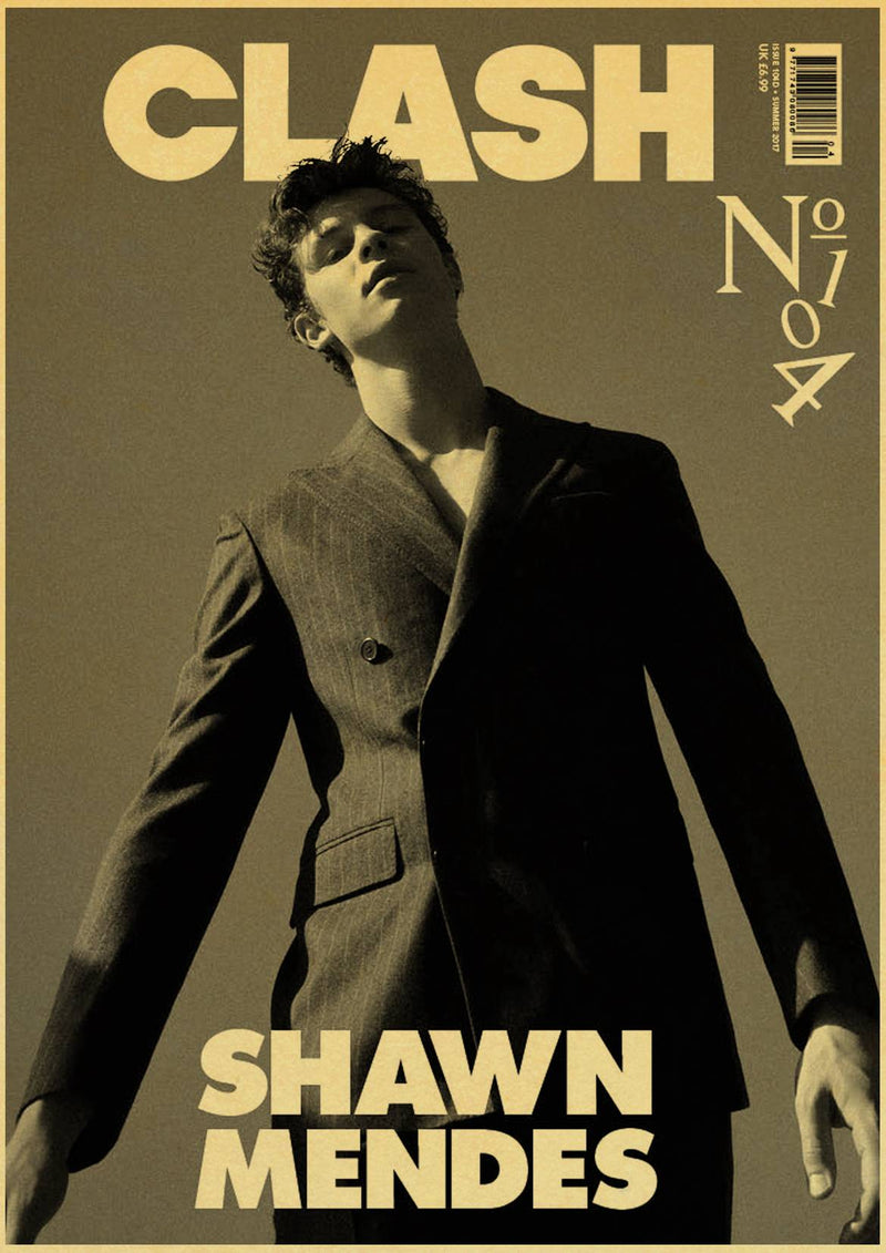 "Poster Musique ""Shawn Mendes"""