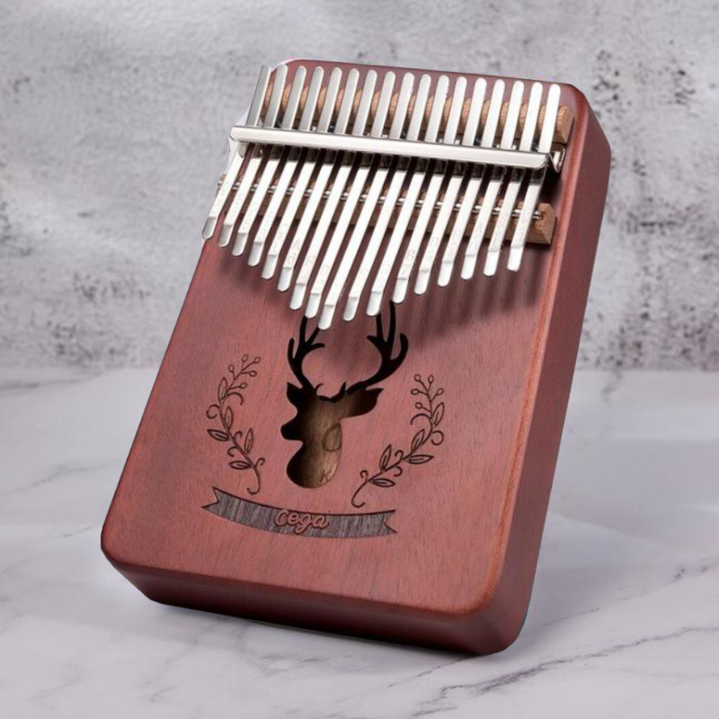 "Kalimba 3th ""Deer"""
