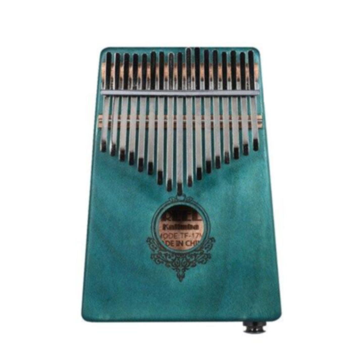 "Kalimba 3th ""Bleu"""