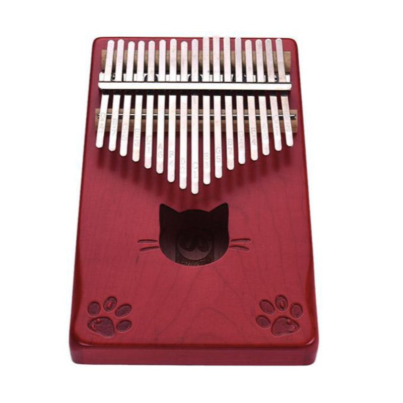 "Kalimba 3th ""Red Cat"""