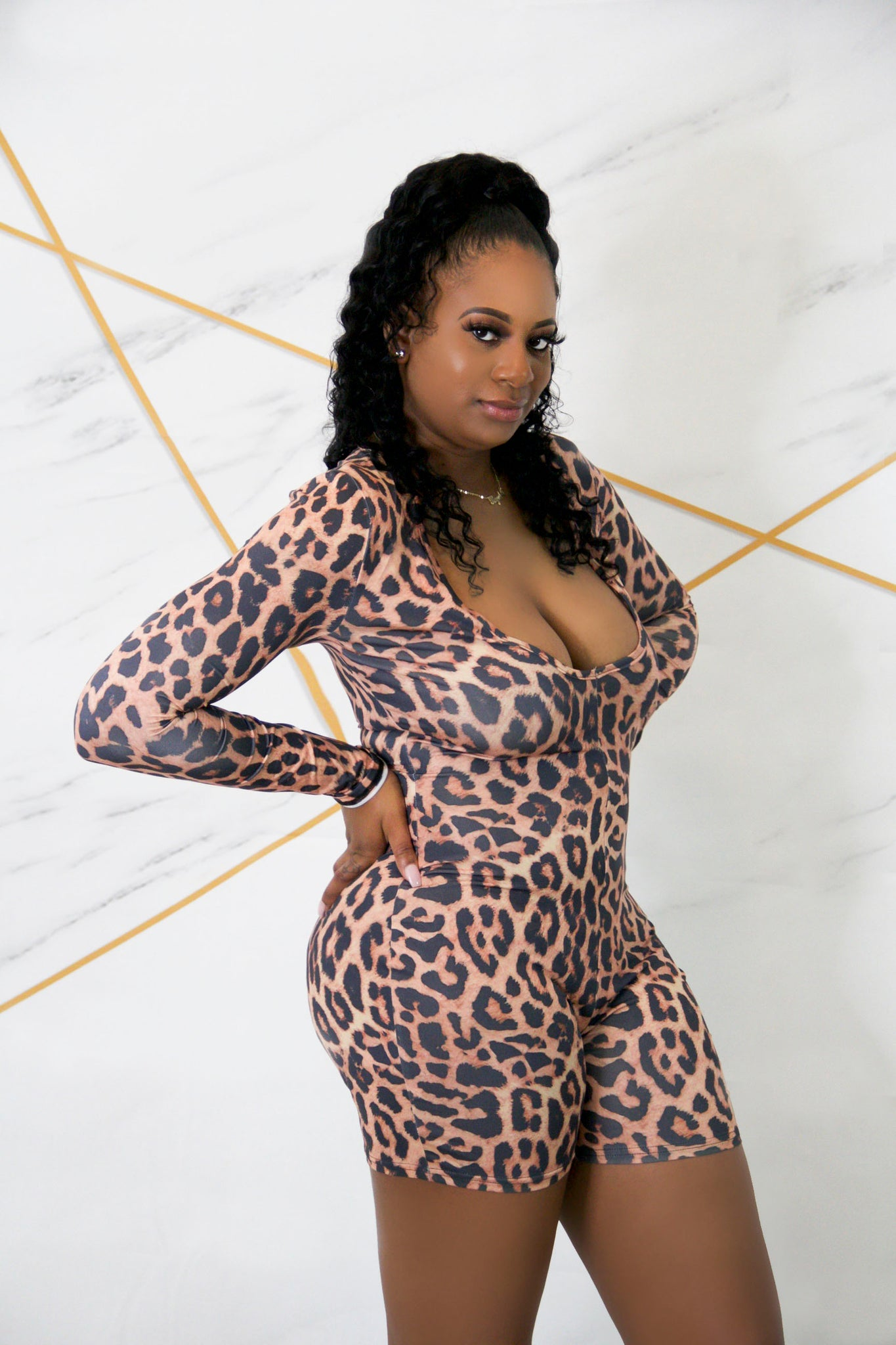 Jungle Fever Onesie