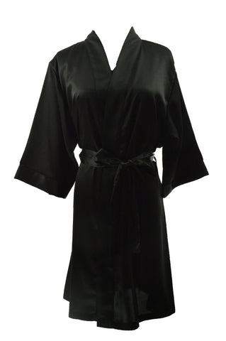 Dreamlover Robe -Black