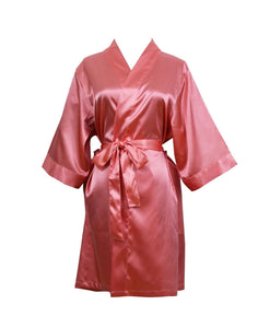 Dreamlover Robe - Strawberry Ice