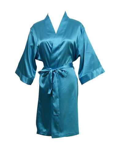 Dreamlover Robe - Vivid Blue
