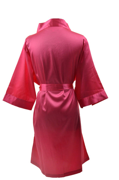 Dreamlover Robe - Hot Pink