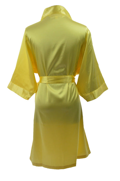 Dreamlover Robe - Yellow