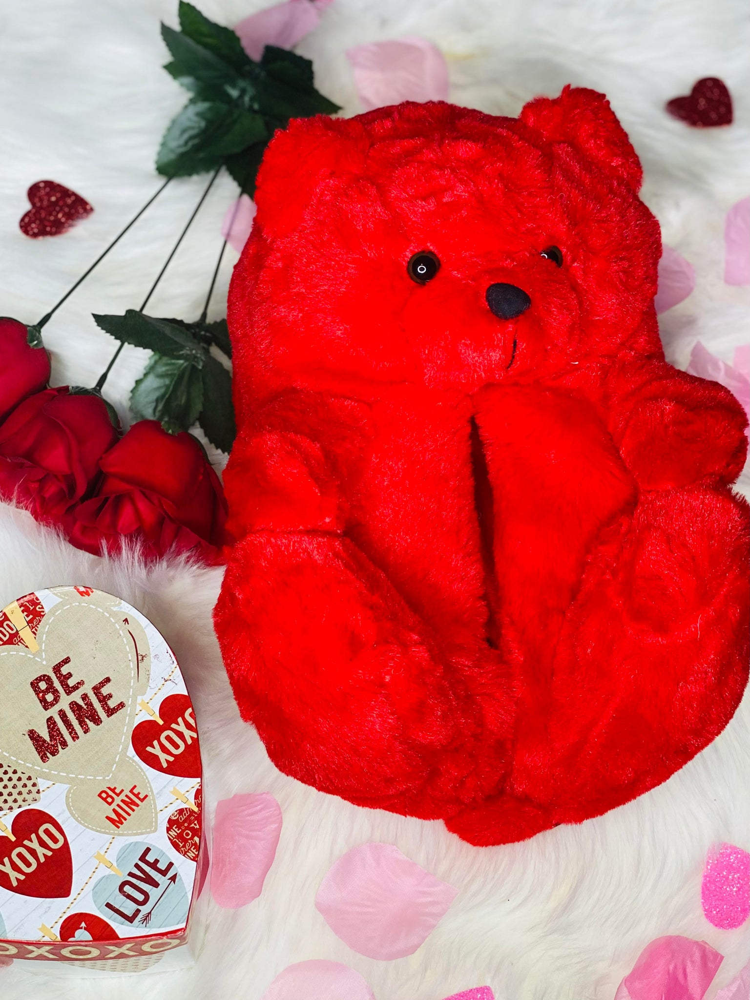 Beary Cute - Red