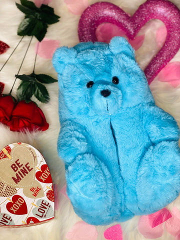Beary Cute - Light Blue