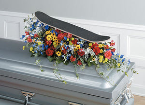 Special Thoughts Casket Spray