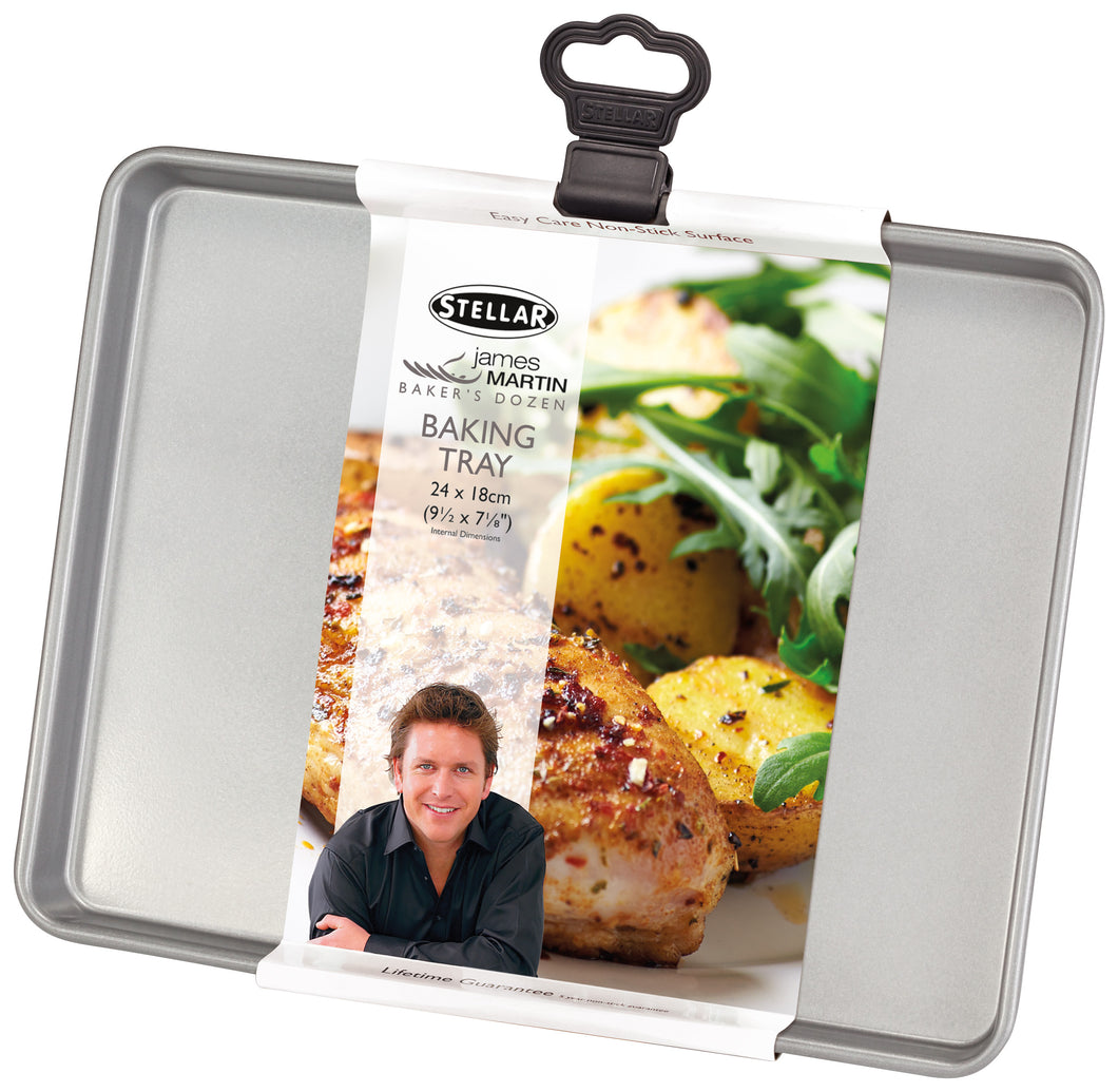 STELLAR JAMES MARTIN NON STICK BAKING TRAY