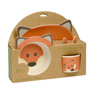 FOX ECO BAMBOO 5PC KIDS SET