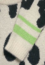 Load image into Gallery viewer, STREET ONE <BR> Jacquard Knit <BR> Mint <BR>
