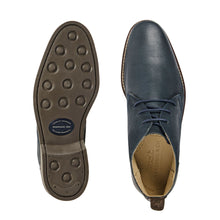 Load image into Gallery viewer, ANATOMIC TOLEDO MENS NAVY DESERT BOOTS