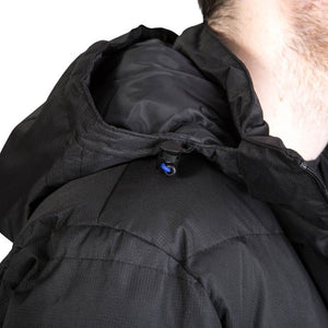 TRESPASS BLUSTERY MENS PADDED JACKET