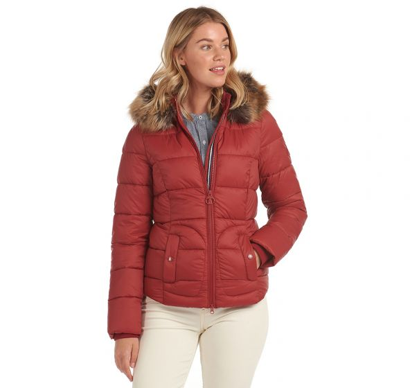 BARBOUR LADIES DOVER QUILTED JACKET