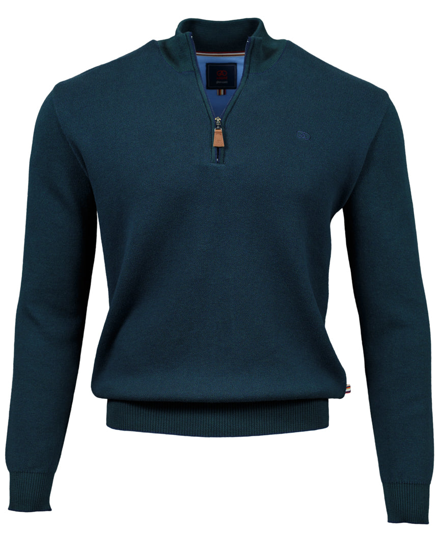 ANDRÉ CLIFDEN HALF ZIP KNIT