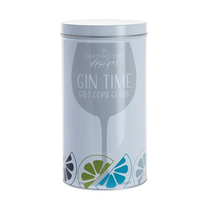 Gin Time - Smile There's Gin Individual Gin Glass