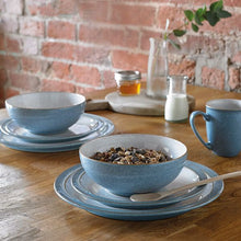 Load image into Gallery viewer, DENBY 12 PIECE TABLEWARE SET BLUE