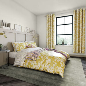 Helena Springfield Bouvardia King Duvet Cover Set, Honey