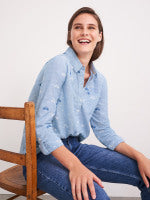 Load image into Gallery viewer, Cecily Cotton Shirt