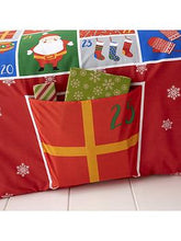 Load image into Gallery viewer, CATHERINE LANSFIELD DOUBLE BED COUNTDOWN TO CHRISTMAS SET