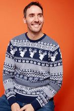 Load image into Gallery viewer, HAWORTH CHRISTMAS JUMPER