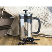 Load image into Gallery viewer, LA CAFETIERE 8 CUP CHROME