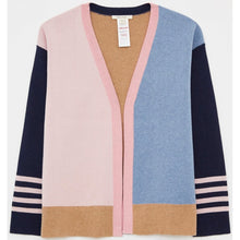 Load image into Gallery viewer, WHITE STUFF <BR> Reversible Cardi <BR> Natural <BR>