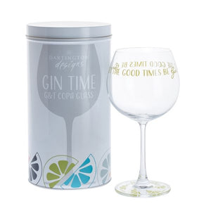 Gin Time - Let the Good Times be Gin