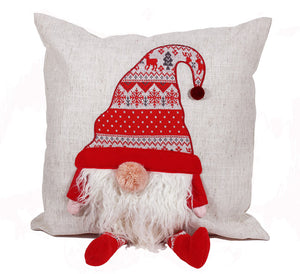 PEGGY WILKINS NORDIC GNOME CUSHION