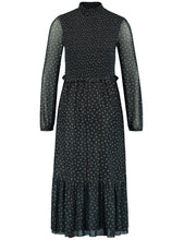 Load image into Gallery viewer, SOFT MESH MIDI DRESS