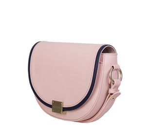BULAGGI <BR> Crossbody Zsazsa Bag <BR> Dusty Pink <BR>