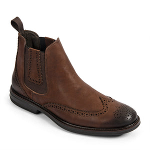 ANATOMIC JONAS BOOT IN RUST