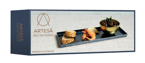 ARTESA BLUE GALVANISED SERVING PLATTER