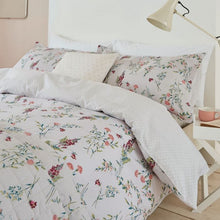 Load image into Gallery viewer, SANDERSON ALNWICK GARDENS SUPERKING DUVET SET