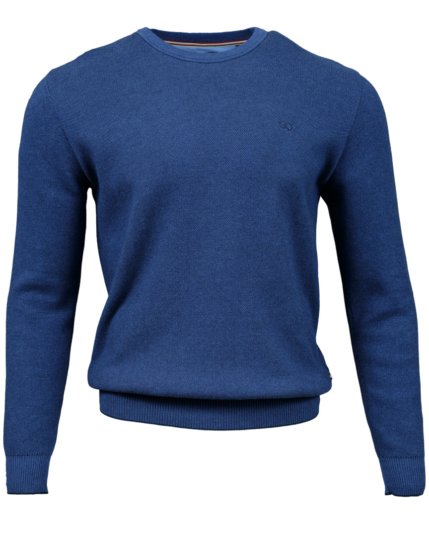 ANDRE RUSH CREW NECK KNIT