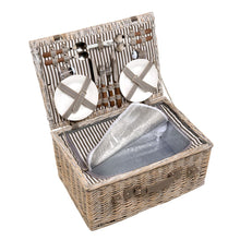 Load image into Gallery viewer, EDDINGTONS 4 PERSON TRADITIONAL HAMPER