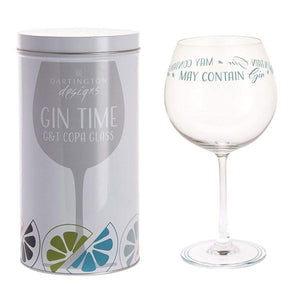 Gin Time - May Contain Gin
