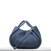Load image into Gallery viewer, Handbag Pleaty (denim blue)