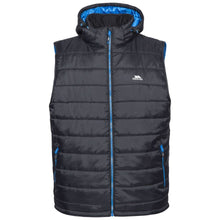 Load image into Gallery viewer, TRESPASS FRANKLYN MEN'S HOODED GILET